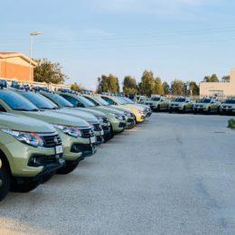 Nei prossimi giorni, verranno assegnati 33 nuovi mezzi ad altrettante stazioni del Corpo forestale