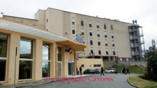 Un espianto di organi è stato eseguito la scorsa notte all'ospedale Sirai di Carbonia