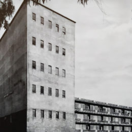 """Il """"Sirai"""" ed il suo gemello finlandese: nati per creare ostacoli architettonici al contagio – di Mario Marroccu"""