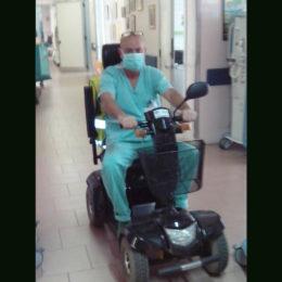"""Sanità&Solidarietà: Renato Loddo, infermiere dell'ospedale """"Sirai"""", vola in Emilia Romagna per l'Emergenza Covid-19"""
