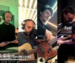 Grande successo per lo spettacolo di tanti artisti uniti, su RAIUNO, per raccogliere fondi per la Protezione civile