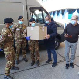 Christian Solinas: «Ventilatori polmonari e kit diagnostici sono arrivati in Sardegna»