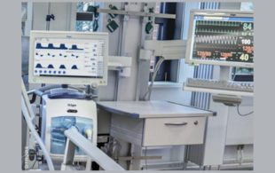 I primi 5 ventilatori polmonari, dei 60 acquistati in Germania dalla Fondazione di Sardegna, sono stati consegnati