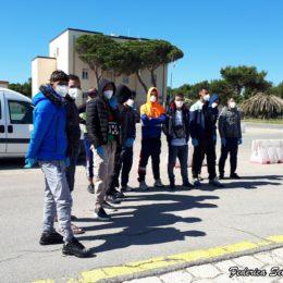 Nuovo sbarco di migranti (23) a Sant'Antioco. La Guardia di Finanza ha soccorso 11 nordafricani a 10 miglia dalla costa