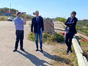 La Giunta regionale ha stanziato 300.000 euro per il ripristino del collegamento viario tra Fontanamare e la SP 83