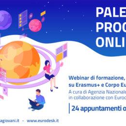 Al via i percorsi di formazione online per i giovani del Centro Eurodesk del comune di Carbonia