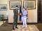 ll nuovo rappresentante del Governo per la Regione Sardegna stamane ha visitato il Comando Militare della Regione Sardegna