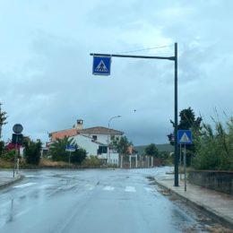 Il comune di Sant'Antioco ha installato sei attraversamenti pedonali luminosi in altrettanti punti sensibili della città