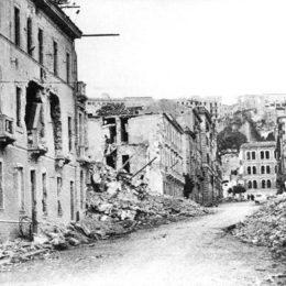 Il ricordo dei bombardamenti su Cagliari del 13 maggio 1943. domani sulla pagina Facebook del Cada Die Teatro