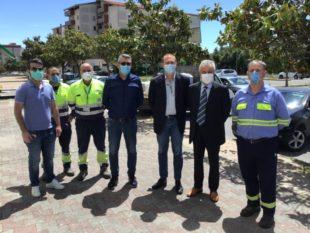 La Portovesme s.r.l. e le RSU di Portovesme e San Gavino hanno consegnato i primi dispositivi di protezione alla ASSL ed alle associazioni di volontariato