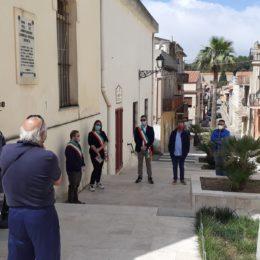 Sono state ricordate stamane, a Gonnesa, nel corso di una breve cerimonia, le vittime della rivolta popolare del mese di maggio 1906