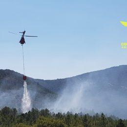 """Sono arrivati i primi caldi e, con le alte temperature, ecco""""puntuali"""", i primi incendi, in Sardegna"""