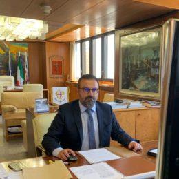 Insularità in Costituzione: il presidente del Consiglio regionale Michele Pais audito dalla Commissione Affari costituzionali del Senato