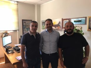 Gavinuccio Piras è il nuovo preparatore atletico del Latte Dolce Calcio (serie D)