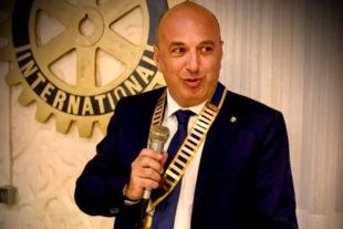 Il dottor Corrado Confalone, dottore commercialista, è il nuovo presidente del Rotary Club di Carbonia