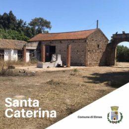 Elmas: il Comune acquisisce il compendio di Santa Caterina