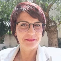 La presidente del CIP Sardegna Cristina Sanna fa il tifo per Alex Zanardi