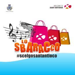 """Dal 27 giugno al 25 luglio ogni sabato, a Sant'Antioco, """"Lo Sbaracco: un paese in promozione"""""""
