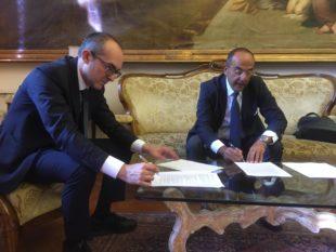 Cagliari: firmato il protocollo tra Comune e Adsp per il futuro del lungomare