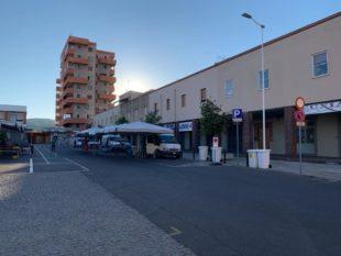 Cambia temporaneamente, a Carbonia, la viabilità nell'area del mercatino settimanale del sabato