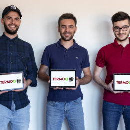 TermoQ, la start-up tutta sarda per gli ingressi nei locali