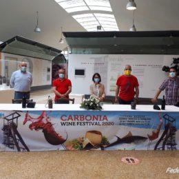 E' stata presentata ieri, a Carbonia, la prima edizione del Carbonia Wine Festival – di Federica Selis