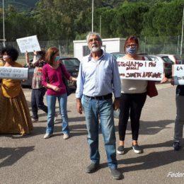 La struttura sanitaria di Fluminimaggiore è ancora chiusa, si riaccende la protesta di Operatori sanitari e Sindacati – di Federica Selis