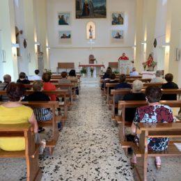 A Barbusi è stata celebrata una Messa in memoria di Santa Barbara