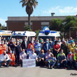 La Portovesme srl dona generatori di ozono ai volontari del 118 e alle medicalizzate del Sud Sardegna – di Federica Selis