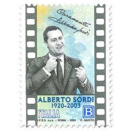 Anche a Iglesias sarà disponibile il francobollo celebrativo dei 100 anni dalla nascita di Alberto Sordi
