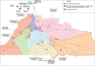 Proseguono gli interventi di ingegnerizzazione della rete idrica di Iglesias