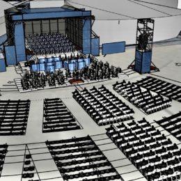 Cagliari: il Comune riqualificherà la piazza del Parco della Musica