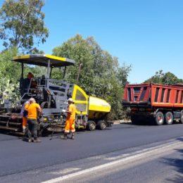 """""""Sud Occidentale Sarda"""": iniziati i lavori di manutenzione della pavimentazione stradale"""