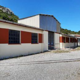 Iglesias: conclusi i lavori di ristrutturazione della Sala Compressori della Grotta Santa Barbara