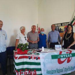 """Giovedì 16 luglio, anche nel Sulcis Iglesiente, è stata costituita """"ANTEAS"""", la nuova associazione di volontariato della CISL"""