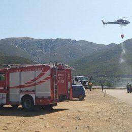 La Protezione civile ha emesso un nuovo bollettino di pericolo incendi per sabato 4 luglio