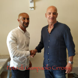 Il Carbonia annuncia i primi cinque nuovi arrivi ed una conferma. Marcello Angheleddu giocherà con il Muravera