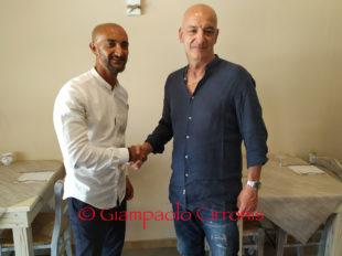 Prima intervista al nuovo direttore sportivo del Carbonia, Andrea Colombino