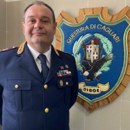 Il Primo Dirigente della Polizia di Stato, dr. Antonio Nicolli, è il nuovo dirigente della D.I.G.O.S. di Cagliari