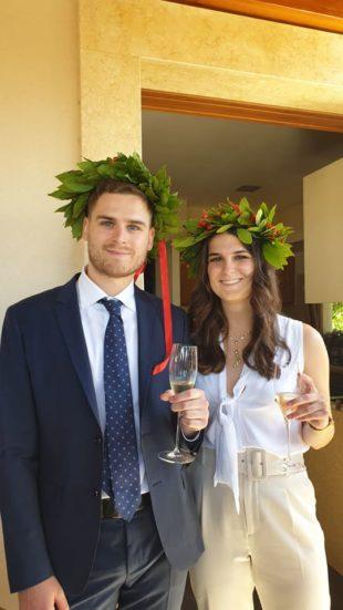Cagliari: i gemelli Silvia e Gabriele Loi si laureano a distanza di poche ore