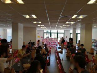 Gli studenti universitari: «Solo la lotta paga, non ci fermiamo»