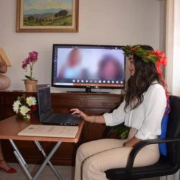 Perdaxius: la laurea a distanza di Federica Pinna