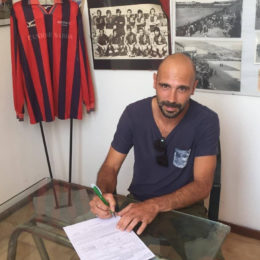 Dopo Sandro Scioni, Paolo Uccheddu e Momo Cosa, la Monteponi pesca ancora nell'Arbus, Giacomo Chessa, centrale difensivo, 37 anni