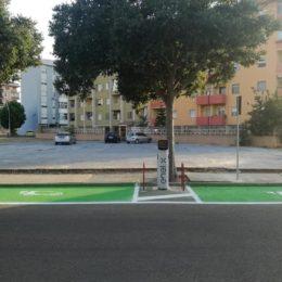 Iglesias: al via i lavori per l'installazione di 14 colonnine di ricarica per automobili elettriche ed ibride