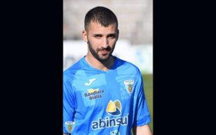 Latte Dolce Calcio: confermato l'attaccante Paolo Palmas (foto di Alessandro Sanna)
