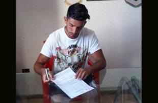 Grande colpo di mercato della Monteponi, oggi ha firmato il centrocampista Sandro Scioni, 27 anni, ex capitano dell'Arbus ed ex Torres