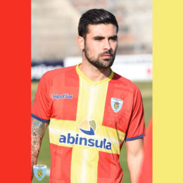 Latte Dolce Calcio: arriva la conferma del centrocampista Tony Gianni – Foto di Alessandro Sanna