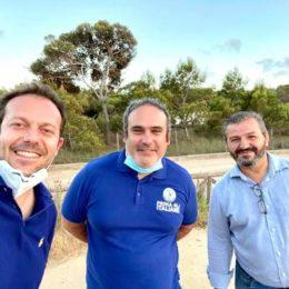 Adriano Scanu e Michele Ennas sono i nuovi referenti della Lega per il Sud Sardegna ed il Sulcis Iglesiente