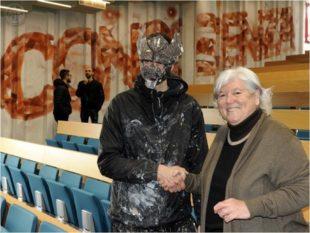 Monserrato: martedì l'inaugurazione dell'opera del writer Manu Invisible
