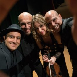Con il trio composto da Fabio Furìa, Alessandro Deiana e Giovanni Chiaramonte, domani prende il via l'XI ArtAngo & Jazz festival